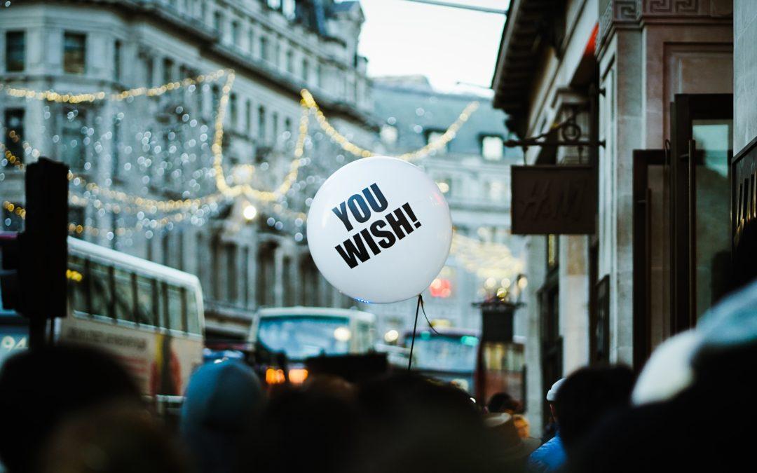 23. Dezember wish wish